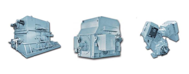 Medium/High Voltage Motors